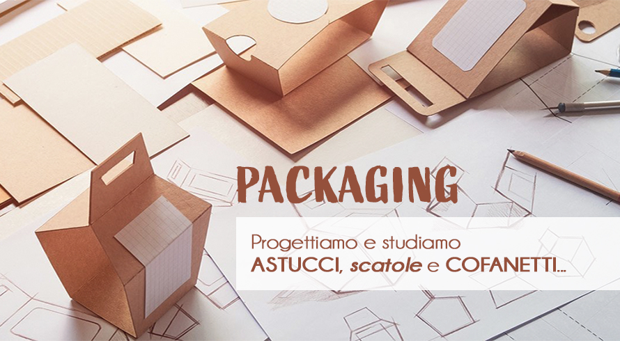 Packaging, Cartotecnica, Bugiardini, Astucci